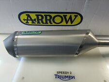 TRIUMPH TIGER EXPLORER 1200 XC ARROW EXHAUST SILENCER NOT FOR ROAD USE A9600415