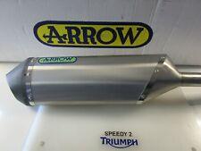 TRIUMPH TIGER EXPLORER 1200 XC arrow silencieux d'échappement Non Pour Usage routier A9600415