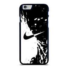 NIKE INK DROP WHITE For iPhone 5 5S 6 6S 7 8 PLUS X XR XS 11 Pro Max Phone case