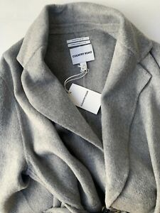COUNTRY ROAD : NEW! SZ 12,14,16 double face wool coat jacket M,L,XL [CR LOVE]