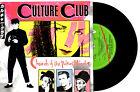 """CULTURE CLUB - CHURCH OF THE POISON MIND - 7"""" 45 VINYL RECORD PIC SLV 1983"""