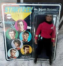 "STAR TREK Original CLOTH Vintage MR SCOTT SCOTTIE MEGO 8"" FIGURE 1974 1"