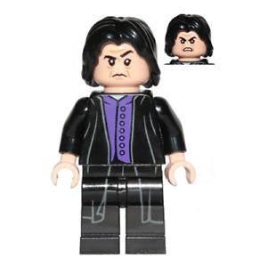 Lego Professor Severus Snape 75953 75956 Harry Potter Minifigure