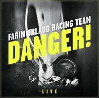 FARIN URLAUB RACING TEAM - DANGER! (BLU RAY)  BLU-RAY NEU