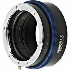 Novoflex adaptador Nikon en Sony NEX Nex/Nik