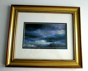 The Wave Painting by Ivan Aivazovsky Art Reproduction Print