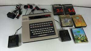 Philips G7000 Videopac Konsole mit Spiele
