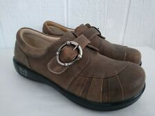 PG Lite Alegria Khloe Drifted KHL-643 Brown Professional Comfort Shoe 39 US 9