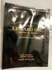 Le Labo Inc Face Lotion (3 mL/0.10 fl oz), new