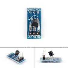 1x DS18B20 Temperature Sensor Módulo Temperature Measurement Para Arduino