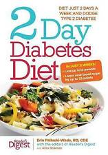 NEW 2-Day Diabetes Diet: Diet Just 2 Days a Week and Dodge Type 2 Diabetes