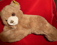 VINTAGE OLD STEIFF CUTE FLOPPY BEAR TOY 5660/25 W EAR TAG PLUSH COSY ?  ANTIQUE