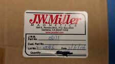 (10 PCS) 08171 JW MILLER INDUCTORS, COILS, FILTERS