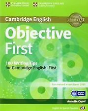 (14).(ST+KEY).OBJECTIVE FIRST CERTIFICATE (+CDROM)/4A.ED