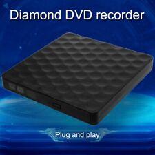 External DVD-RW CD Drive USB 3.0 Rom Rewriter Burner Writer for Laptop Desktop