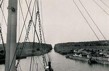 GRECE c. 1940 - Le Canal de Corinthe - Div 19