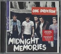 ONE DIRECTION / MIDNIGHT MEMORIES * NEW CD 2013 * NEU *