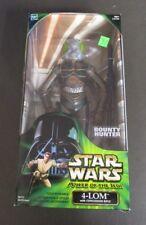 """4-LOM Bounty Hunter 12"""" 2001 STAR WARS Power of the Jedi POTJ 1/6 Scale #2"""