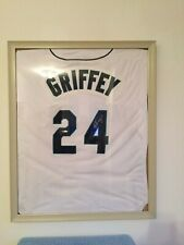 Ken Griffey Jr Upper Deck Authenticated Signed Seattle Mariners Jersey Autograph