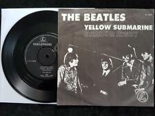 THE BEATLES Yellow Submarine Dutch Only 45/PS 1966 Parlophone R 5493 EX