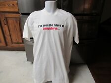 I've seen the future at Compuserve Project Wow 1995 vintage computer t shirt New