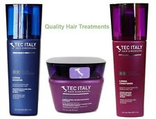 Tec Italy Blonde & Highlights Maintenance Pack: Shampoo, Conditioner & Treatment