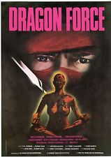 brochure BRUCE BARON ANDY MOORE DRAGON FORCE BRUSSURATO N. PAGINE 1