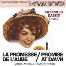 Promise At Dawn (OST) - Georges Delerue (NEW CD)