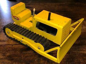 Tonka Toys T6 early Bulldozer Dozer Construction truck - Pressed Steel