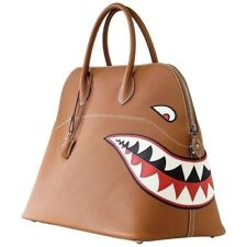 Hermes Bolide Bag Limited Edition Runway Shark Bolide Monster Unisex