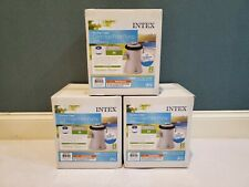 Intex 330 GPH Easy Set Swimming Pool Cartridge Filter Pump with GFCI **IN HAND**