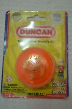 Brand New 2013 Duncan Imperial Yo Yo Clear Orange Worlds #1 Kids Fun Toy