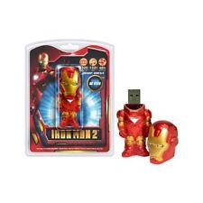 Iron Man 2 8GB USB 2.0 Flash Drive