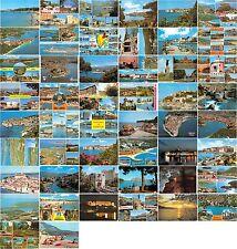 50 Stück AK Jugoslawien Ansichtskarten Postkarten Lot Sammlung LOT06890