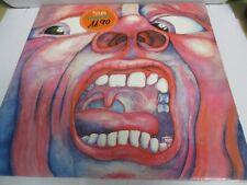 Musik Music Vinyl King Crimson In the Court of the Crimson King