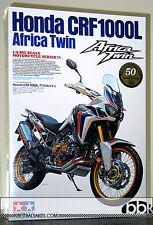1/6 TAMIYA HONDA CFR1000L AFRICA TWIN MEMORIAL BIG SCALE BIKE 16042