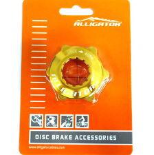 gobike88 Alligator disc rotor center-lock gold adapter, HK-CLA01-GD, 257
