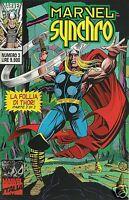 MARVEL SYNCHRO # 3 THOR (Marvel Italia, 1995)  LA FOLLIA DI THOR 2 di 2