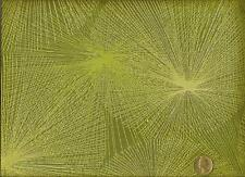 Arc/com Nova Key Lime Modern Contemporary Fireworks Bursts Upholstery Fabric