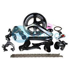 New Shimano Ultegra 6800 Road 11-speed 53/39T Full Groupset Group 6700 172.5mm