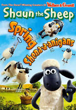 Shaun the Sheep: Spring Shena-a-anigans  DVD New 2011