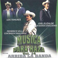 Various Artists : Musica Pa La Raza 14: Arriba La Banda CD