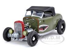 1932 FORD DEUCE HIGHBOY AERO ROD 1/18 DIECAST MODEL CAR BY GMP  G1805022