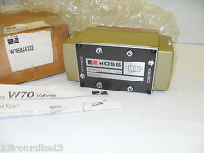 NEW ROSS W7056A4332 SERIES W70 PNEUMATIC AIR VALVE  NIB  *** FAST SHIPPING ***