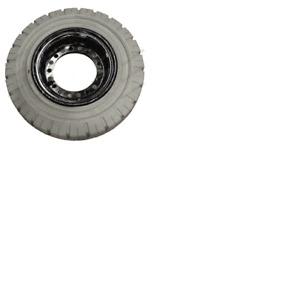 JLG 1001110772 TIRE+WHEEL - 25X7X12 SOLID