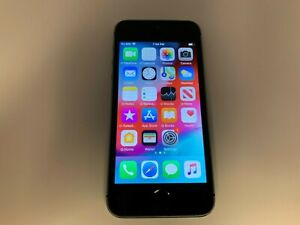 Apple iPhone 5s - 16GB - Space Gray (Unlocked AT&T) A1533 (GSM) Smartphone