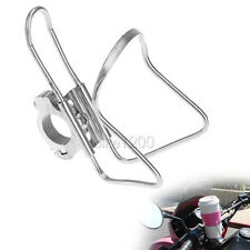 Motorcycle Chrome Drink Holder for Yamaha V-Star XVS 650 1100 Custom Silverado