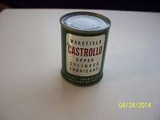 "WOW ** 1  Vintage "" CASTROL UPPER  CYLINDER  LUBRICANT "" 4 oz. sealed can"