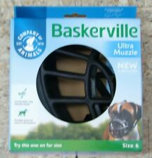 Baskerville Dog Ultra Muzzle size 6