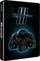 I MERCENARI 3 - STEELBOOK EDITION (BLU-RAY) EXTENDED VERSION Sylvester Stallone